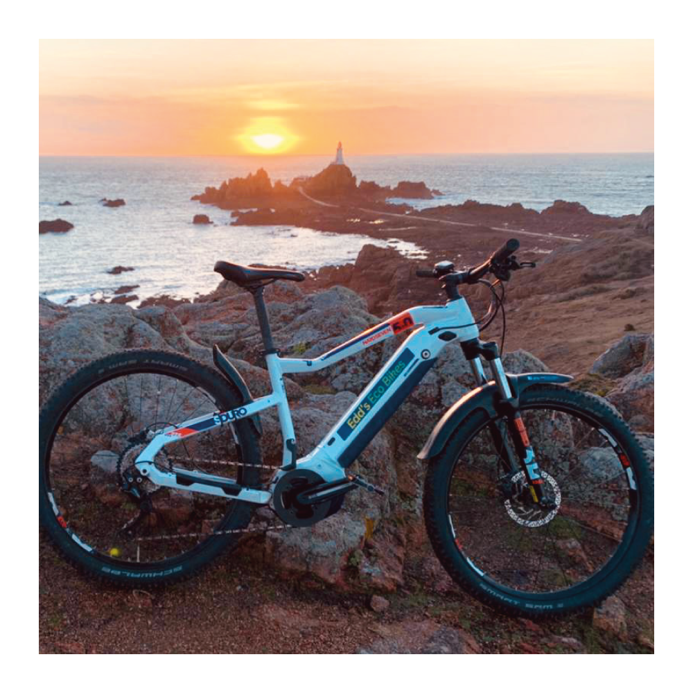 Edds Eco Bikes Full Day Tour - South West Adventure